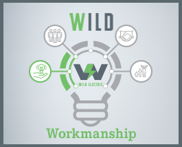 Wild - Workmanship